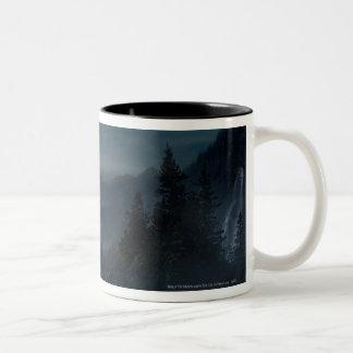Concept Art Two-Tone Coffee Mug