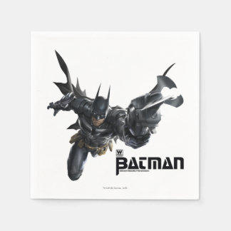 Concept Batman With Batclaw Disposable Serviettes