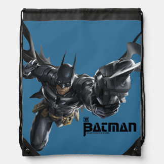 Concept Batman With Batclaw Drawstring Bag