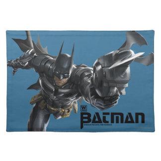 Concept Batman With Batclaw Placemat