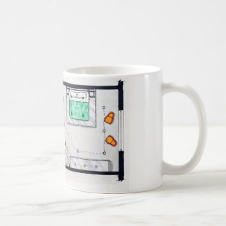 Concept Hotel Room Mug Series