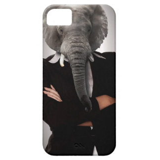 Concept image of a businesswoman. case for the iPhone 5