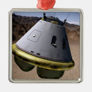 Concept of a crew exploration vehicle christmas ornament