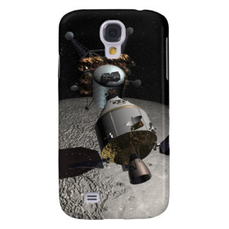 Concept of the Orion crew exploration vehicle Galaxy S4 Case