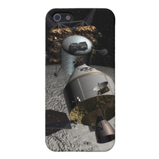 Concept of the Orion crew exploration vehicle iPhone 5 Cases