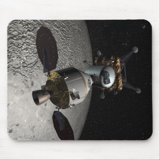 Concept of the Orion crew exploration vehicle Mouse Pad