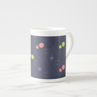 Concepts of the Genaral Relativistic Space-times Tea Cup