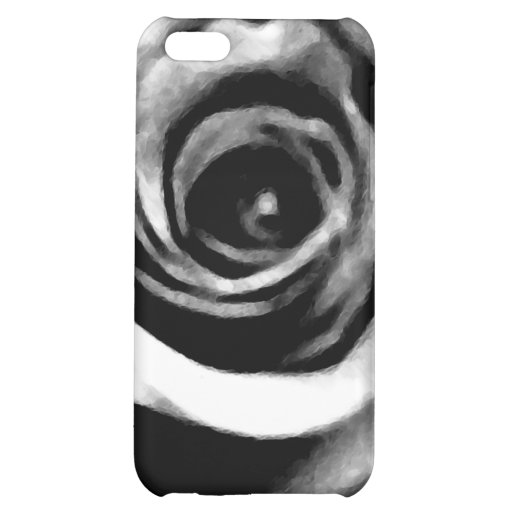 Conceptual Rose Cover For iPhone 5C