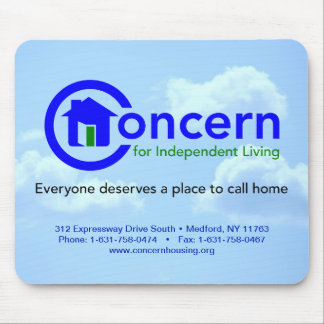 Concern For Independent Living Mouse Mat