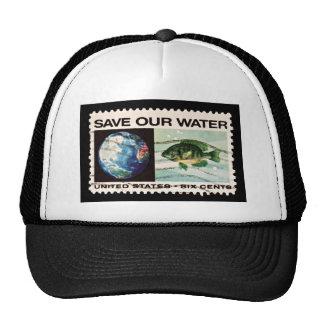Concerned Citizens against Fracking Mesh Hat