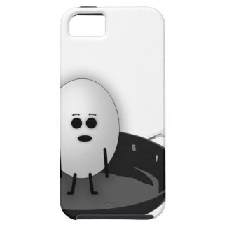 Concerned Egg iPhone 5 Cover