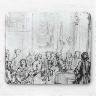 Concert at Montague House, 1736 Mouse Mat