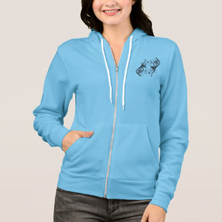 Concert Band French Horn Player Hoodie