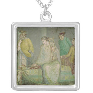 Concert, c. AD 30-40 Silver Plated Necklace