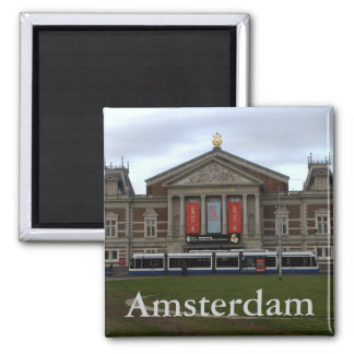 Concert Hall, Amsterdam Square Magnet
