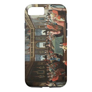 Concert in a Private House iPhone 7 Case