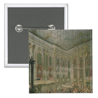 Concert in the Redoutensaal 15 Cm Square Badge