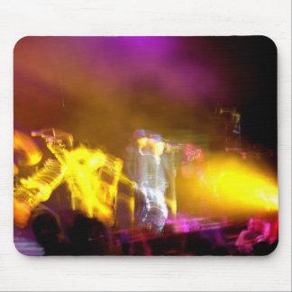 Concert Lights Mouse Pad