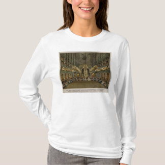 Concert of the royal band in the auditorium T-Shirt