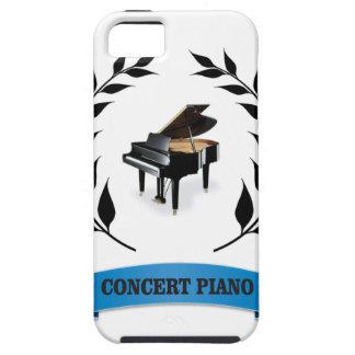 concert piano iPhone 5 case