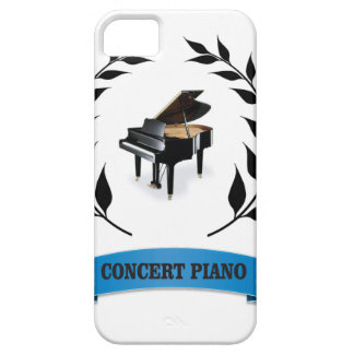 concert piano iPhone 5 cover