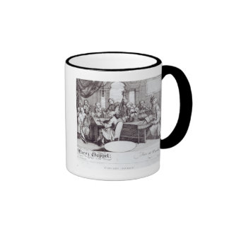 Concert Ticket for Mary's Chapel Coffee Mugs