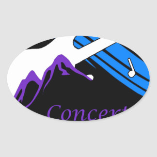 concerts at park city oval sticker