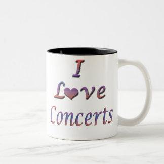 concerts mugs