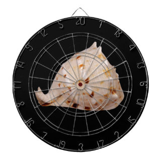 Conch Shell Dartboard