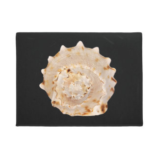 Conch Shell Door Mat