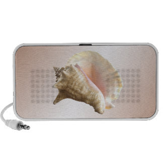 Conch Shell Portable Speakers