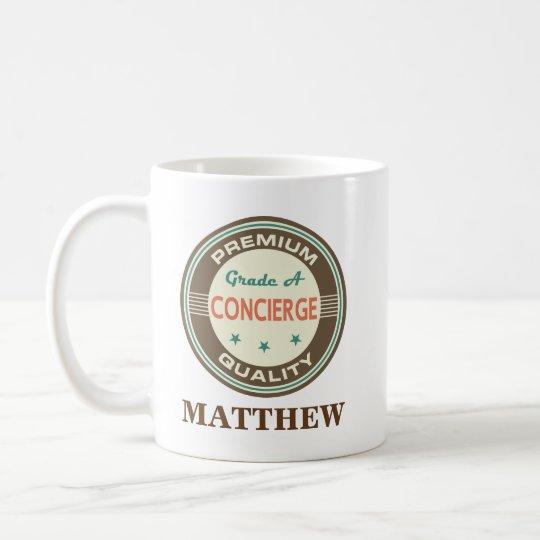 Concierge Personalised Office Mug Gift