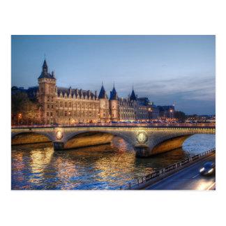 Conciergerie Post Cards