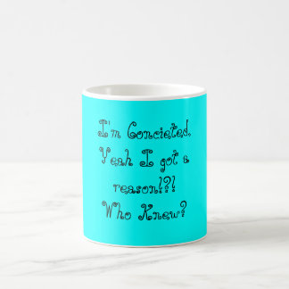 Concieted mug