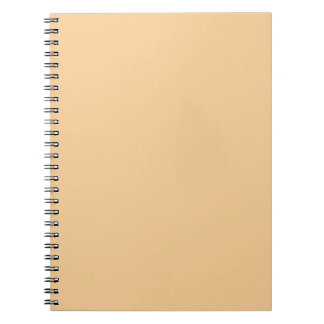 Concord Ivory Decor Spiral Notebook