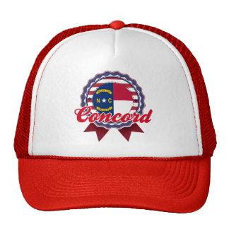 Concord, NC Hat