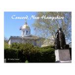 Concord, New Hampshire Postcard