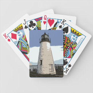 CONCORD POINT LIGHT BICYCLE PLAYING CARDS