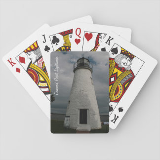 Concord Point Lighthouse Playing Cards