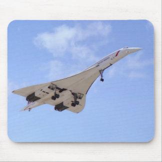 Concorde G-BOAF Mouse Mat