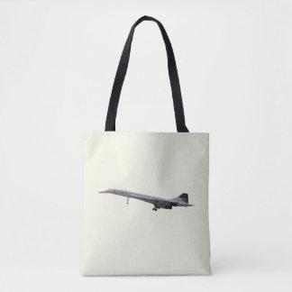 Concorde G-BOAG Tote Bag