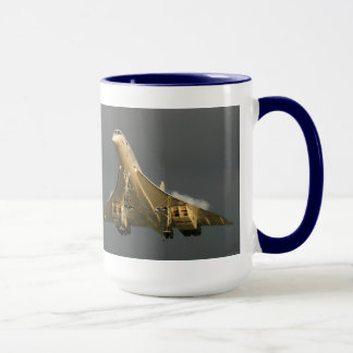 Concorde Mug