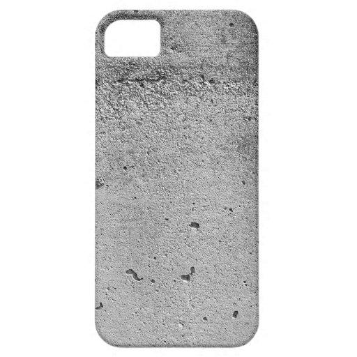 Concrete iPhone 5 Cover