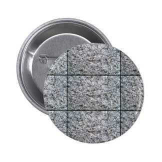 CONCRETE IN THE SECOND DEGREE: THE GRANITE WALL! 6 CM ROUND BADGE