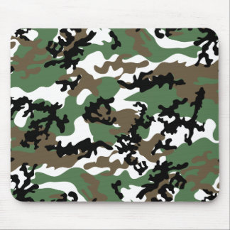 Concrete Jungle Camo Mousepad