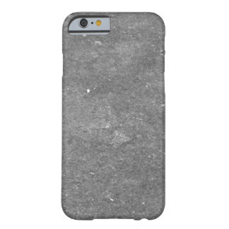 Concrete Rocks Barely There iPhone 6 Case