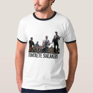 """Concrete Sneakers """"New York"""""""