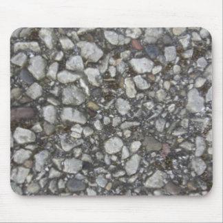 Concrete Stones N Pebbles Mouse Pad