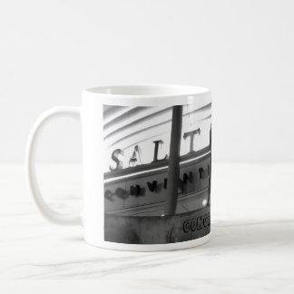 Concrete Surfer Coffee Mugs
