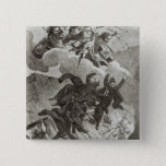 Condemnation of the Jesuits, 6th August 1762 15 Cm Square Badge